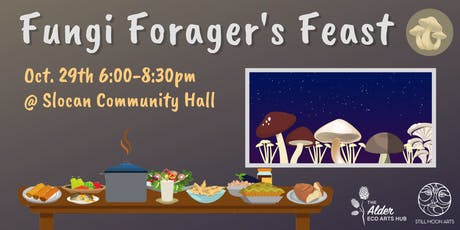 Fungi Forager's Feast tickets