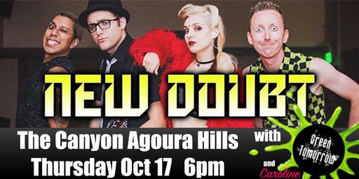 No Doubt and Green Day Tributes at The Canyon Agoura Hills