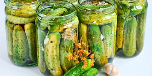 MAKE - IT SERIES // PICKLES AND PRESERVES