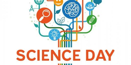 Science Day at The Artists Market $12 10/18/19
