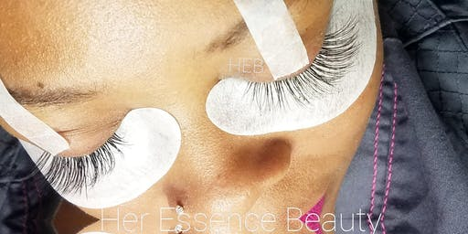 Lash Refresher Course Sale!