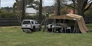 2020 AUSTRALIAN CELTIC FESTIVAL SHOWGROUND CAMPING - UNPOWERED SITES