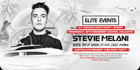 All Schools Boat Party 2019 - Sydney tickets