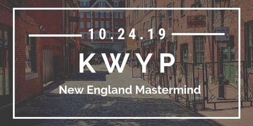 Keller Williams Young Professionals New England Mastermind