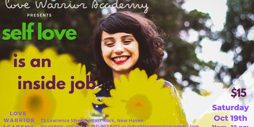 Self Love is an Inside Job!
