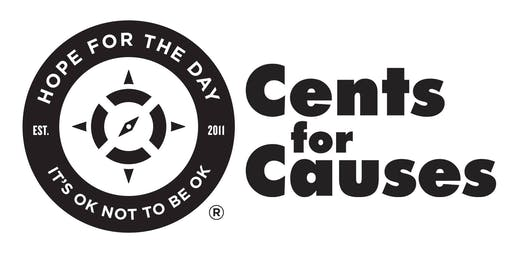 Cents for Causes + Hope for the Day