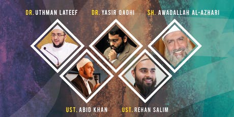 In the Footsteps of the Beloved ﷺ  'Lessons for Our Community' tickets