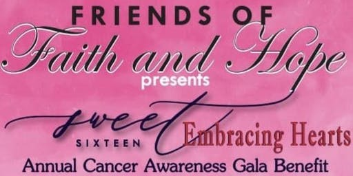 Friends of Faith and Hope Annual Cancer Awareness Gala Benefit 2019