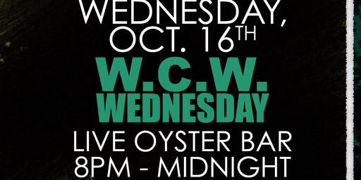W.C.W. WEDNESDAY'S @ LIVE BAR JU HOMECOMING PARTY WEEK