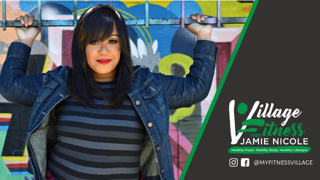 The Tuesday Turn Up with Village Fitness with Jamie Nicole