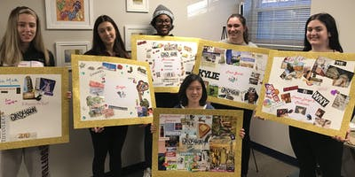 Creating A Vision Board To Help You Create The Life Of Your Dreams