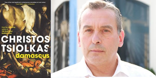 In conversation with Christos Tsiolkas and Peter Polites @ Concord Library