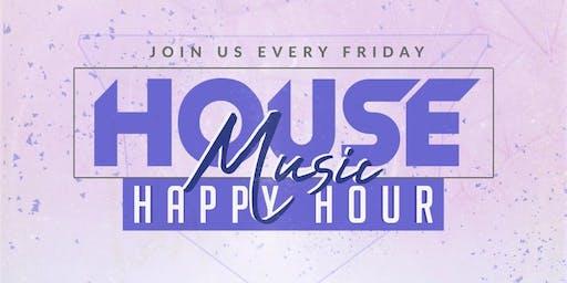 House Music Happy Hour w DJ Nicki DVine and DJ Brett Morrison 10/18