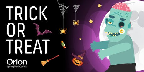 Zombie Walk Trick or Treat tickets
