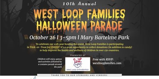 West Loop Families Halloween Parade