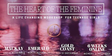 Heart of the Feminine Workshop tickets