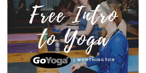 Free Intro to Yoga