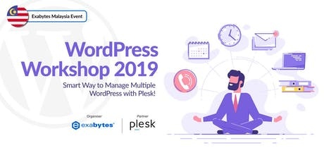 WordPress Workshop - How To Manage Multiple WordPress with Plesk? tickets