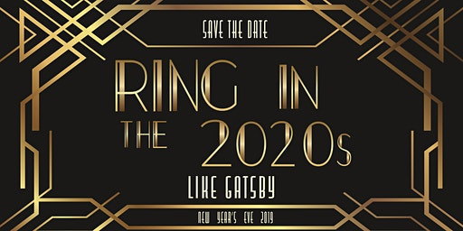 Great Gatsby New Year's Eve Party