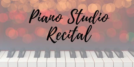 Piano Studio Recital tickets