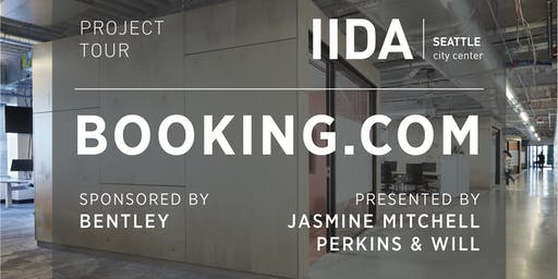 IIDA NPC Seattle Project Tour // Booking.com