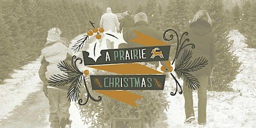 A Prairie Christmas Stage Show