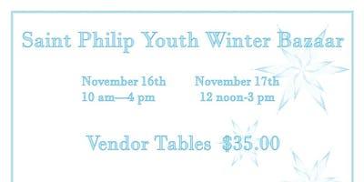 St. Philip Youth Bazaar and Craft Fair