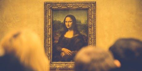 The real Da Vinci code tickets