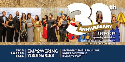 2nd Annual Empowering Visionaries Awards Gala & Celebration