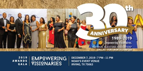 2nd Annual Empowering Visionaries Awards Gala & Celebration tickets