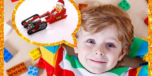 LEGO-Robotics Christmas Workshops kids 5-14 yrs in Kidsapia Erin Mills TC!