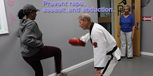 Women's Self-Defense Class - Wantagh, NY