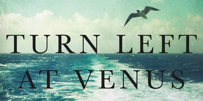 Book Launch - Turn Left at Venus by  Inez Baranay