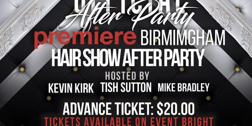 PREMIERE BIRMINGHAM AFTERPARTY