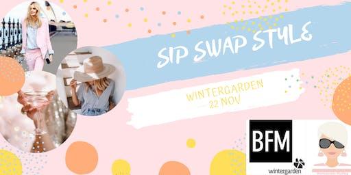 SIP SWAP STYLE WINTERGARDEN