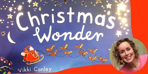 Christmas Wonder with Vikki Conley