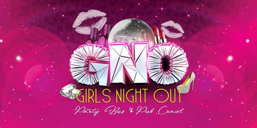 GIRLS NIGHT OUT PARTY BUS & PUB CRAWL