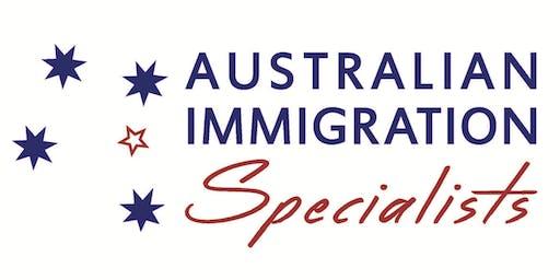 Employer Sponsorship + PR Visa options!