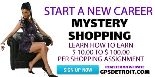 Part-time Mystery Shopping Business Workshop
