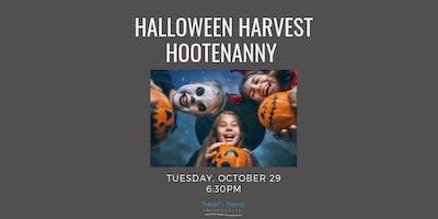 Halloween Harvest Hootenanny