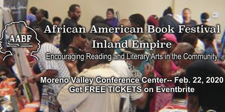 African American Book Festival Inland Empire tickets