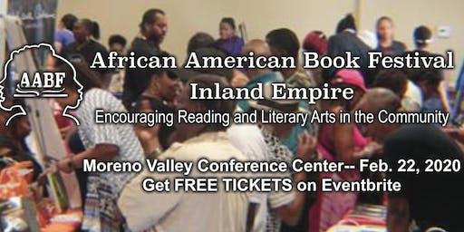 African American Book Festival Inland Empire