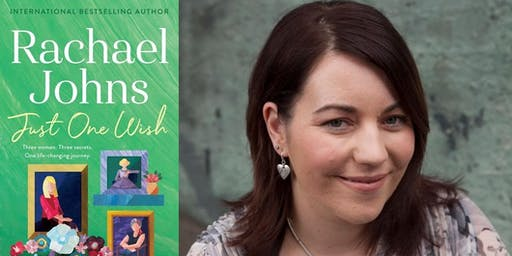 An evening with Rachael Johns
