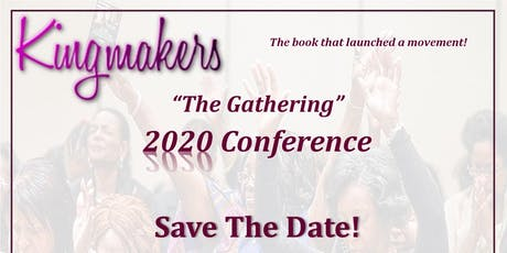 Kingmakers Conference 2020 tickets