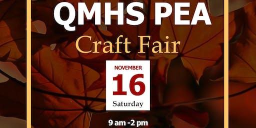 2019 QMHS PEA Annual Craft Fair