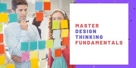 MINDSHOP™  Design Thinking Simplified Tickets