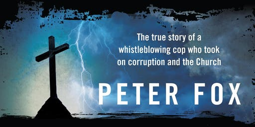 Author Talk - Peter Fox