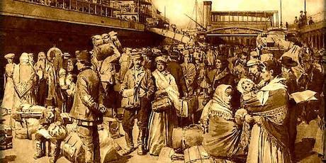 Irish History in Alberta, Music & Words Evening tickets