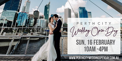 Perth City Wedding Open Day