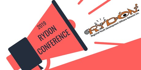 2019 RYDON Conference tickets